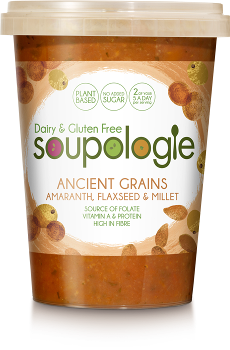600g ANCIENT GRAINS AMARANTH, FLAXSEED & MILLET