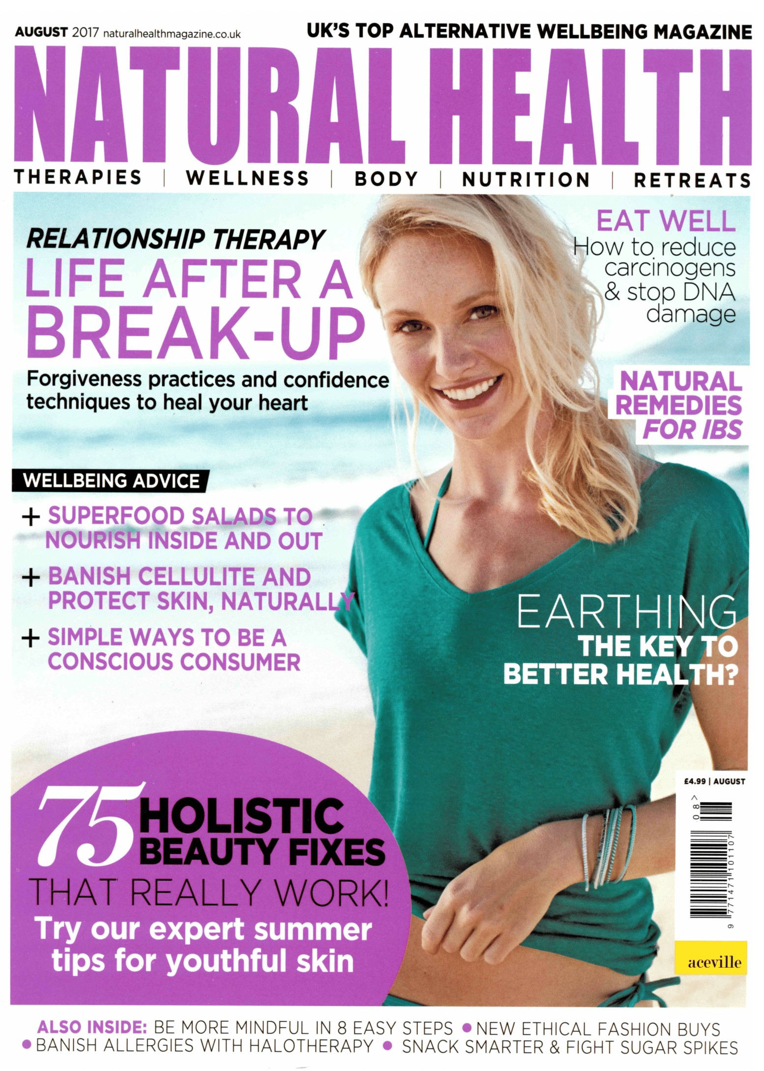 Soupologie Natural Health August 2017