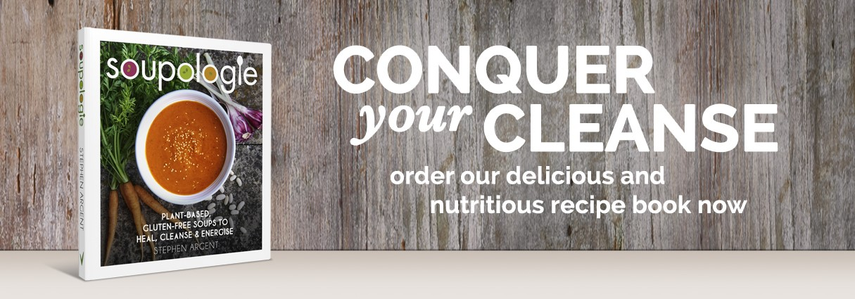Soupologie Conquer Your Cleanse